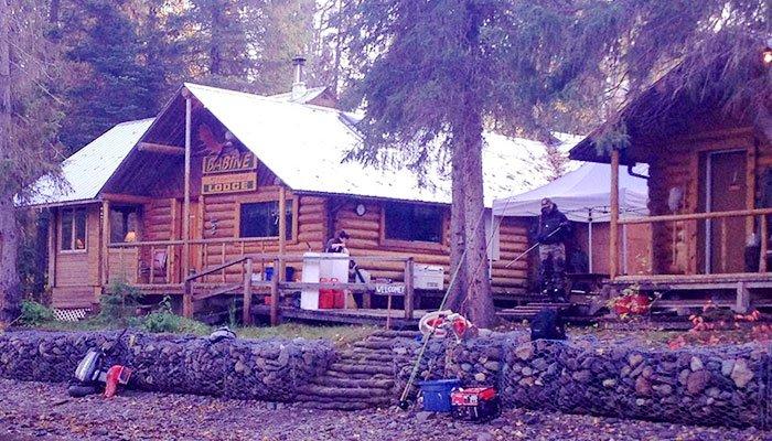 Babine Steelhead Lodge