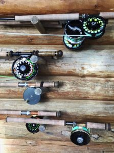 Reels on the Wall